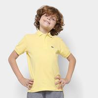 73da97abf4880 Camisa Polo Infantil Lacoste Masculina - Masculino - Preços com até ...