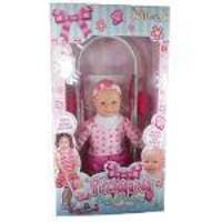 Boneca Pitchuquinha Baby Passeio - Miketa