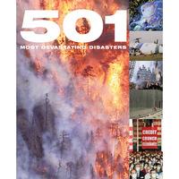 501 Most Devastating Disasters,  1ª Edição 2012