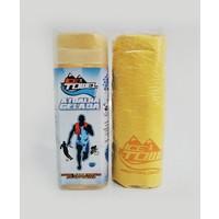Toalha Gelada Ice Towel Ahead Sports ITPA Amarela Tamanho P