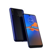 Smartphone Motorola Moto E6 Plus XT2025-1 Desbloqueado 64GB Dual Chip Android Pie 9.0 Azul Netuno