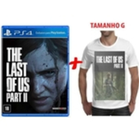 The Last Of Us Part 2 - Ps4 Mídia Física