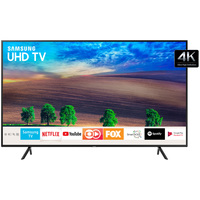 Smart TV LED 49 Samsung 4k UN49NU7100GXZD Conversor Digital