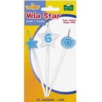 Vela Yonifest Star Blue Nº6