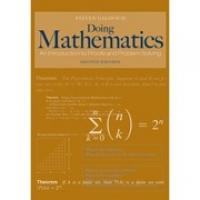 Doing Mathematics