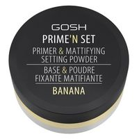 Primer Facial Gosh Copenhagen Prime'n Set Powder Banana