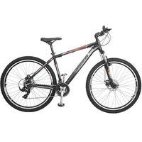 Bicicleta Mega Bike Mega Alumínio Aro 29 Disco 21 Marchas