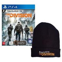 Tom Clancy's The Division Limited Edition Playstation 4 Sony + Touca Exclusiva Tom Clancy's The Division