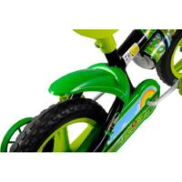 Bicicleta Infantil Cairu Lion Aro 12 Masculina Verde