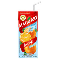 Suco Maguary Nectar Laranja Light 200ml