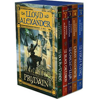The Chronicles Of Prydain Box Set