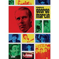 George Martin Produced By George Martin - Multi-Região / Reg.4