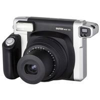 Câmera Instantânea Fujifilm Instax Wide 300 Preta e Prata