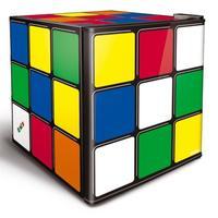 Frigobar Husky Cubo Mágico 42.9 Litros Colorido