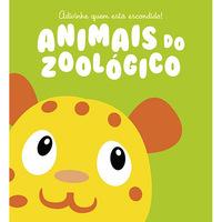 Animais do Zoológico - Coleção Adivinhe Quem Está Escondido!
