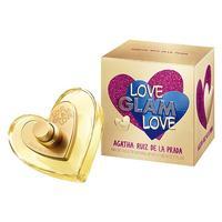 Love Glam Love de Agatha Ruiz de La Prada Eau de Toilette 80ml