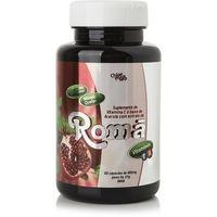Romã com Picolinato de Cromo, Minerais Quelato - zinco e selênio e Vitaminas C, A e E - Chá Mais
