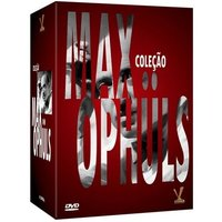 Coleção Max Ophüls 4 DVDs - Multi-Região / Reg.4
