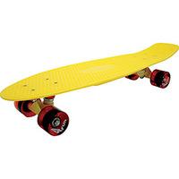 Skate Cruisers 4Fun 27 Led 4 Fun Skateboards Yellow