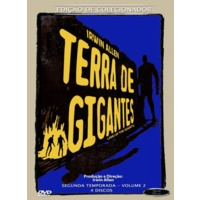 Terra de Gigantes - 2ª Temporada Vol. 2 4 DVDs - Multi-Região / Reg.4