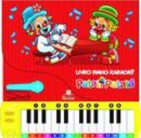 Livro Piano Karaokê - Patati Patatá