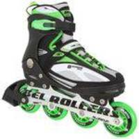 Patins Rollers Bxtreme 5000 Bel Sports / 39 / Verde