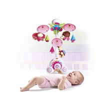 Mobile Tiny Love Soothe N Groove Rosa