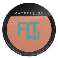 Blush Fit Me! Maybelline para Peles Claras 02 A Minha Cara