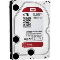 HD Interno Para Nas Western Digital Red 4TB WD40EFRX 5400rpm