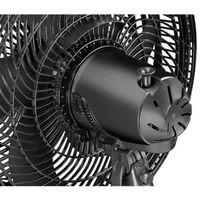 Ventilador de Mesa Arno Silence VF55 130W 6 Pás Preto 40cm