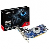 Placa de Vídeo Gigabyte Amd Radeon R5 230 1Gb Ddr3 Pci-Express 2.0 Gv-R523d3-1Gl