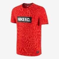 f5786f74bb Camiseta Nike FC Wild Glory Masculina Vermelha