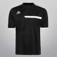 Camisa Adidas Tiro 13 Masculina Preta e Branca  b8334f7d663f5