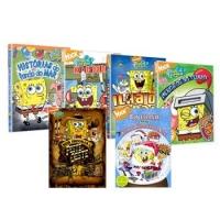 Bob Esponja Coleção 6 DVDs - Multi-Região / Reg. 4