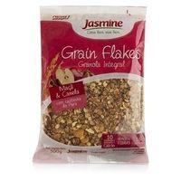 Suplemento Jasmine Grain Flakes Maçã e Canela 300g