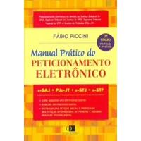 Manual pratico de peticionamento eletrônico