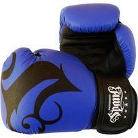 Luva de Boxe Spank Pro Nacional Azul