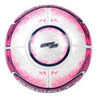 Bola Futebol Campo Penalty S11 Pro Viii Branco e Rosa
