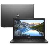 Notebook Dell Inspiron i15-3583-M3XP 8ª Geração Intel Core i5-8265U 8GB 1TB 1.6 GHz 15.6 Windows 10 Preto McAfee