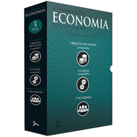 Box O Essencial da Economia 3 Volumes