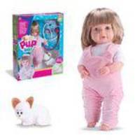 Boneca Pup Babies Veterinaria
