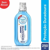 Enxaguante Bucal Sensodyne Cool Mint 250ml