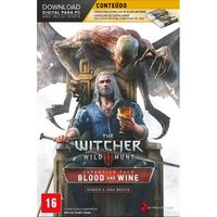 The Witcher 3: Wild Hunt Blood & Wine PC CD Projekt RED