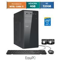 Computador Desktop Easypc 5547 Core I3 3.3GHz 4GB 320GB Windows 10