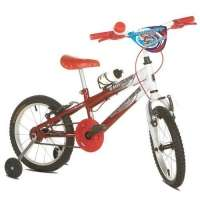 Bicicleta Infantil Sport Bike Thunder Aro 16 Vermelha e Branca