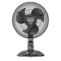 Ventilador de Mesa Cadence ou Parede 30cm Eros Preto VTR304