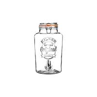 Suqueira Kilner Clip Top 5 litros