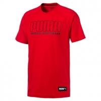 Camiseta Puma Athletics Graphic Masculina - Masculino
