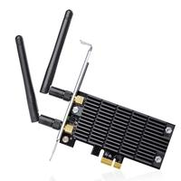 Adaptador TP-Link Archer T6E AC1300 Dual Band Wireless Preto