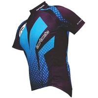 Camiseta Barbedo Ciclista Vision Masculina Azul